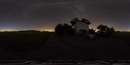 Sternwarte Melle Komet Neowise2